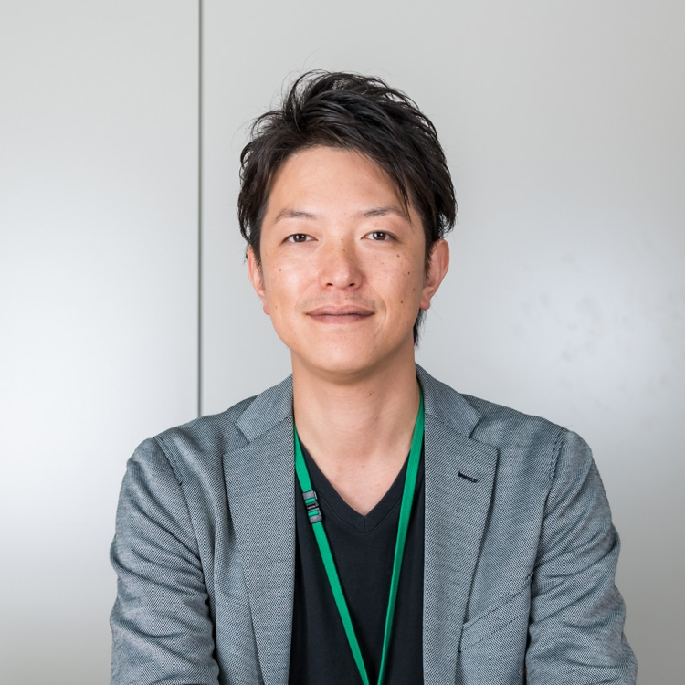Founder CEO 伊井野寛文