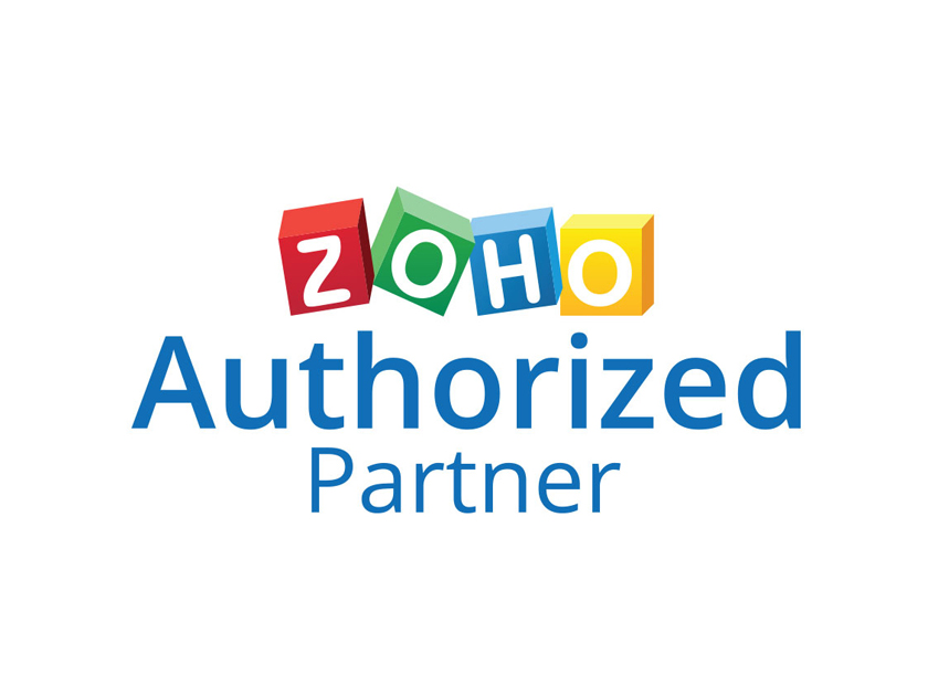 ZOHO Authorized Partnerになりました