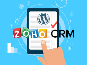 WordPress上のフォーム送信データをZOHO CRMに自動連携する方法