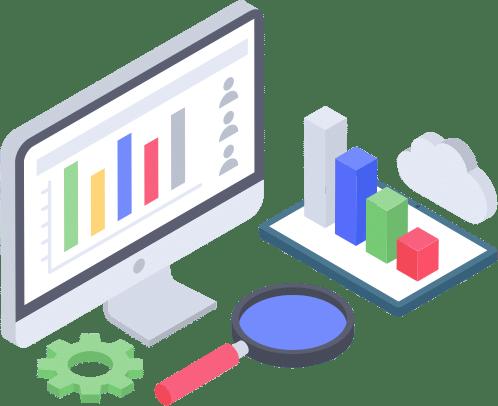 顧客データの一元管理化