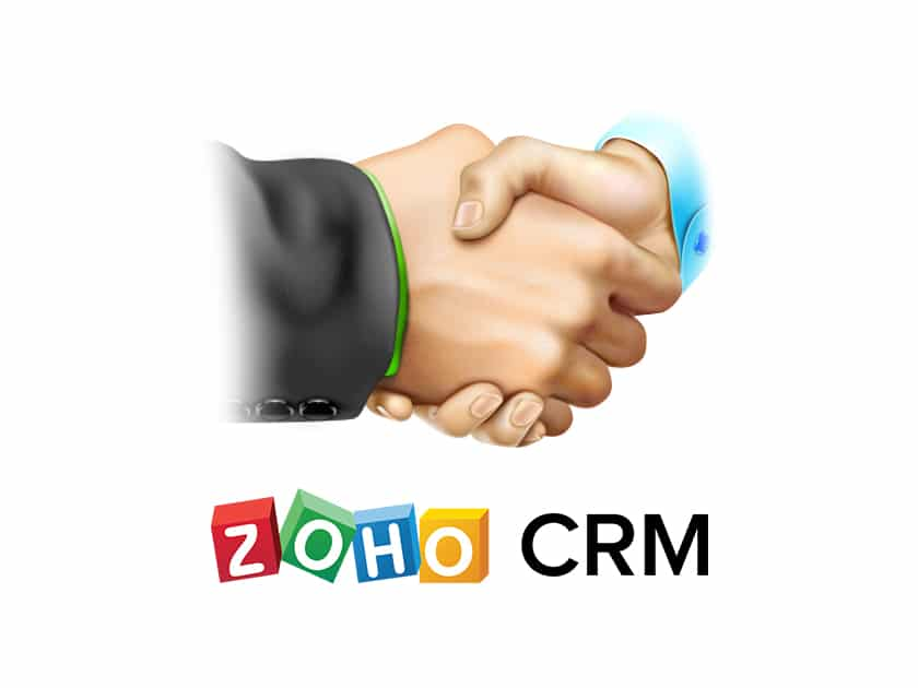 ZOHO CRMの実践的活用方法(メーカー・卸売・小売業編)